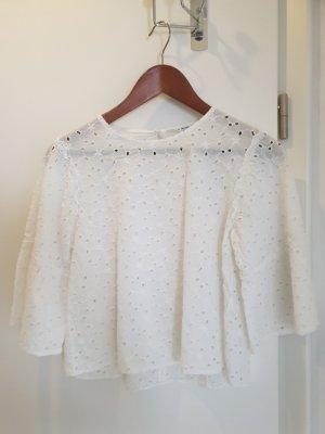 Zara Blouse topje wit