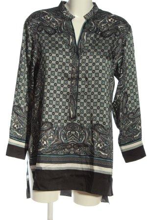Zara Hemd-Bluse Mustermix Casual-Look