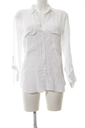 Zara Shirt Blouse white casual look