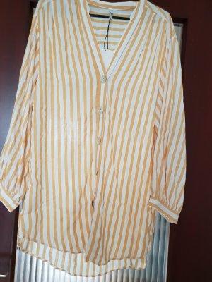 Zara Hemd  Kleid Hemdblusenkleid Bluse Dress Blouse Boho