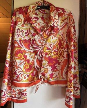 Zara Hemd mit Knoten