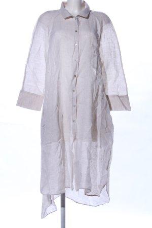 Zara Shirtwaist dress natural white casual look