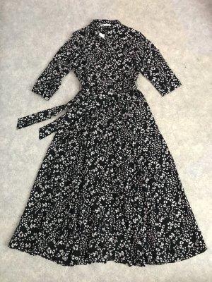 Zara Hemdblusenkleid mit Knöpfen S