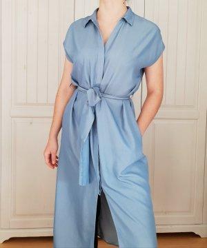 Zara Abito a tunica azzurro-blu