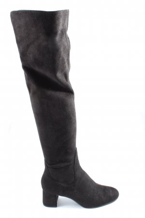 Zara High Heel Boots black casual look