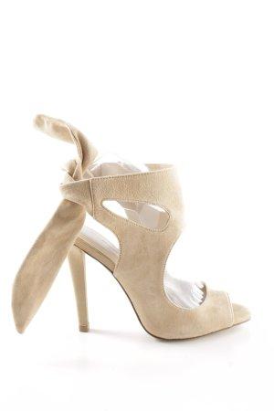 Zara High Heels creme Elegant