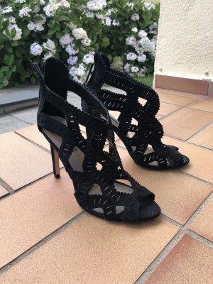 Zara High Heels Cut Outs