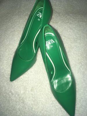 Zara High Heels Gr38 neu Pumps