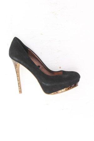 Zara High Heels Größe 40 schwarz