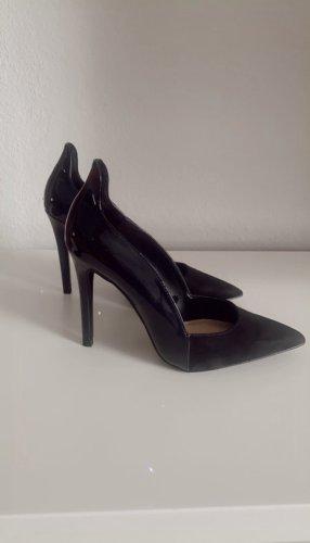 Zara High Heels Navy Größe 38