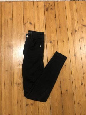 Zara High Waist Denim