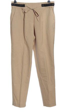 Zara Pantalon taille haute blanc cassé style d'affaires
