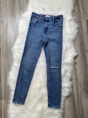 Zara High Waist Jeans Größe 36