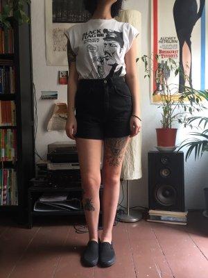 Zara high waist jeansshorts