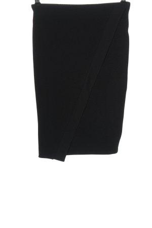 Zara High Waist Skirt black casual look