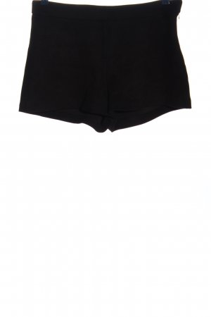 Zara High-Waist-Shorts black casual look