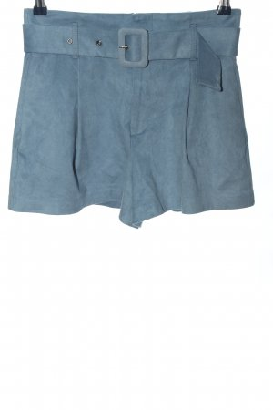 Zara High waist short blauw casual uitstraling