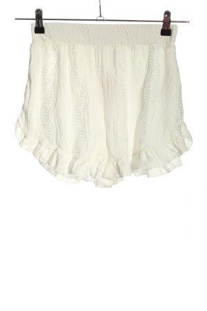 Zara High waist short wit casual uitstraling