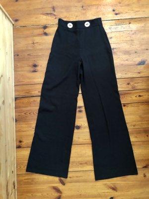 Zara high waist wide trousers