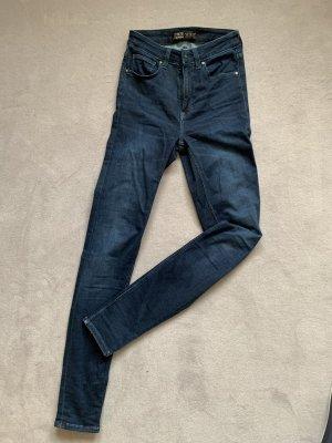 Zara High Waist Z1975 Skinny Jeans