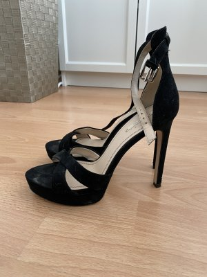 Zara Highheels Riemchen Gr 40 top