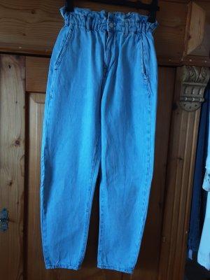 Zara, highwaist Jeans, Gr.S bis XS
