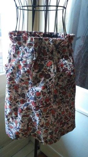 Zara Highwaist Paperbag Minirock S