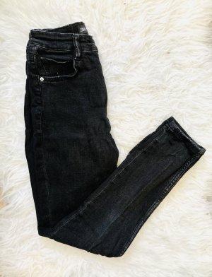 Zara highwaist skinny Jeans
