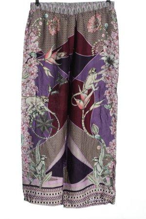Zara Home Pantalon «Baggy» imprimé allover style décontracté
