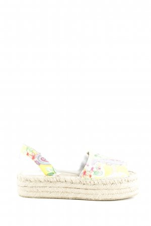 Zara Home Espadrille Sandals multicolored