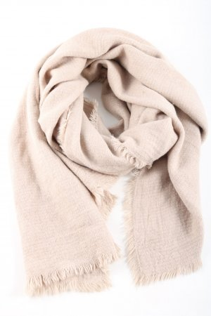 Zara Home Strickschal pink Casual-Look