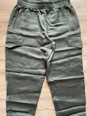Zara Pantalon kaki kaki