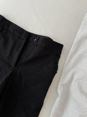Zara Pantalón de pinza negro