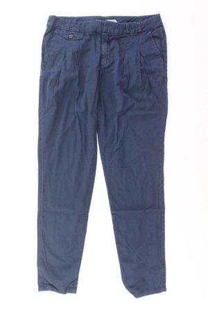 Zara Hose Größe S blau aus Baumwolle