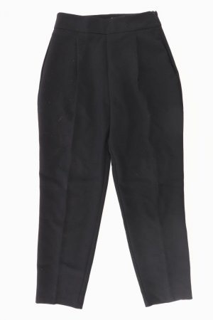Zara Spodnie czarny Poliester