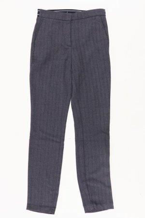 Zara Hose Größe XS grau aus Polyester