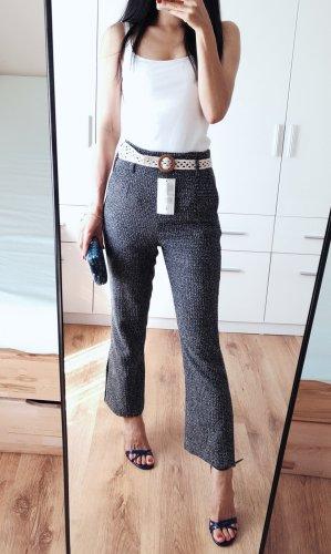 Zara Pantalone da abito multicolore