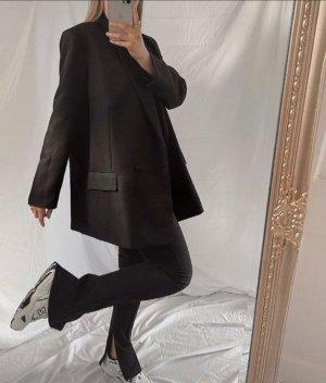 Zara hose mit schlitz