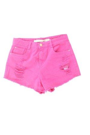 Zara Hose pink Größe 34