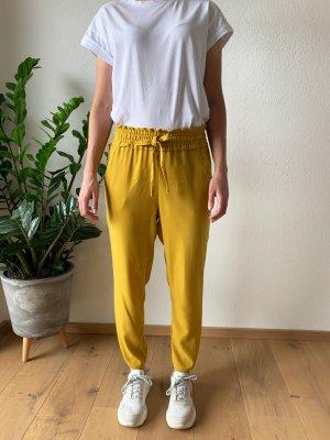 Trf by Zara Pololo amarillo limón
