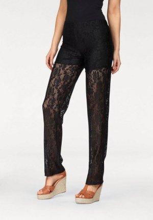 Zara Flares black viscose