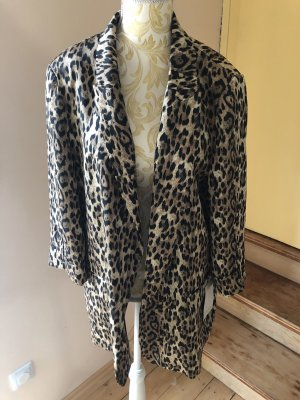 Zara Hoseanzug in Leopard - Blazer+Hose