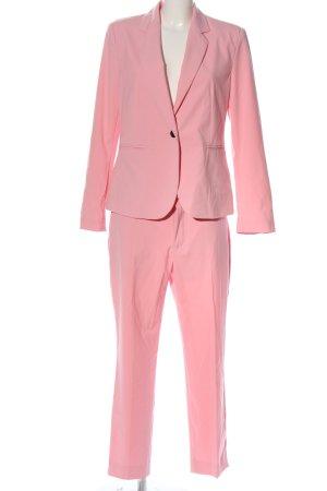Zara Hosenanzug pink Business-Look
