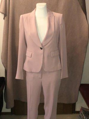 Zara Trouser Suit dusky pink