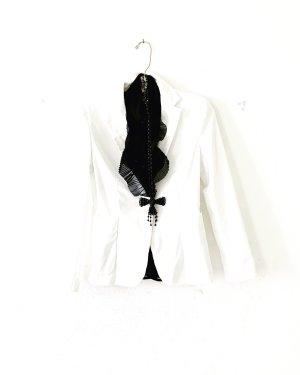 Zara • hosenanzug • weiss • blanchecouture