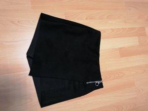 Zara Falda pantalón negro