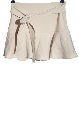 Zara Skort blanc cassé style décontracté