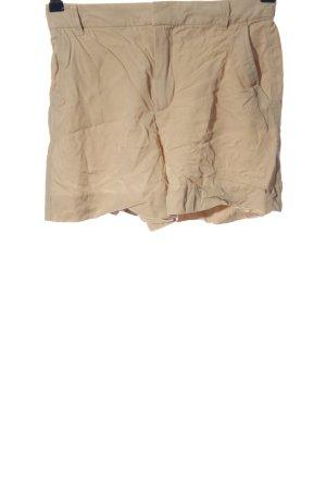 Zara Hot Pants creme Casual-Look