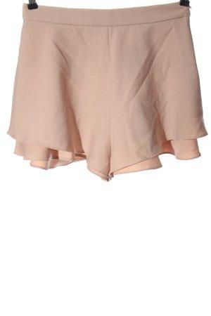 Zara Hot Pants nude Elegant