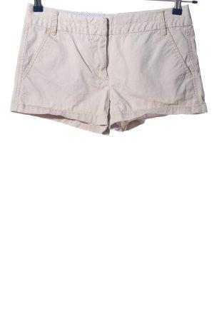 Zara Hot Pants weiß Casual-Look